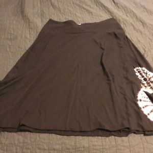 Dresses & Skirts - Prana Brown Skirt